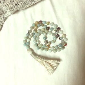 📿 Prayer Bead necklace